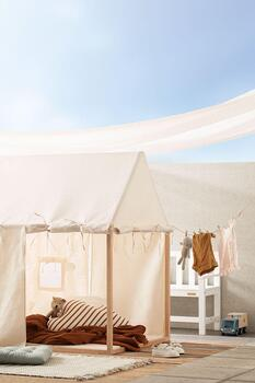 Play house - Tent  - Off white