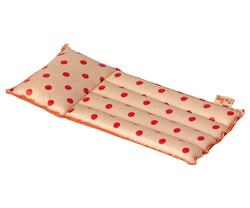 Maileg - Air mattress for mouse - Red dot - Pre-order - Expected in stock from 1-5-2021