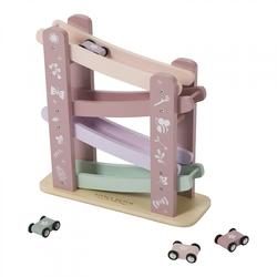 WOODEN RACE RACK, PINK