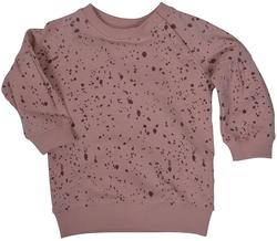Printed Sweat -96% GOTS certified organic cotton and 4% elastane - PAPFAR Choose ml. pp. 6 - 18 mdr.