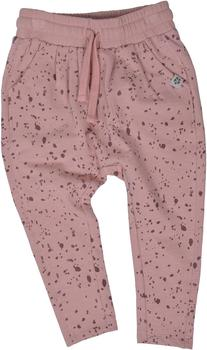 Printed Sweat trousers - 96% GOTS-certified organic cotton and 4% elastane - PAPER Select ml. 6 - 18 months