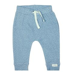 Super cute pants with white print from Little Dutch