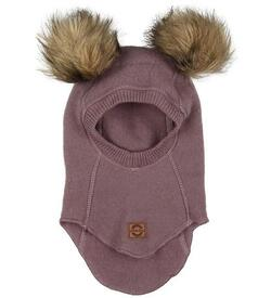 Mickey-line Wool Fullface - elephant hat is available in 2 colors and several sizes.