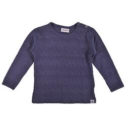 Papfar Uld bluse - Wool Bubbles Top MULESING FRI