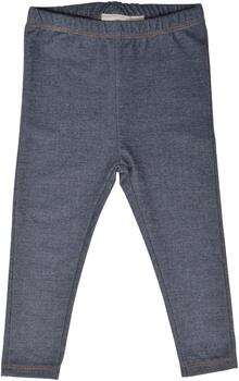 Papfar - Denim Sweat Pants