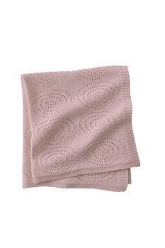 Cotton blanket pink for the cot / pram from Kids Concept
