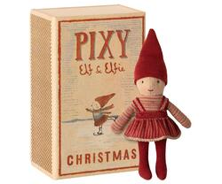 Maileg - Pixy Elfie in box (14 cm)