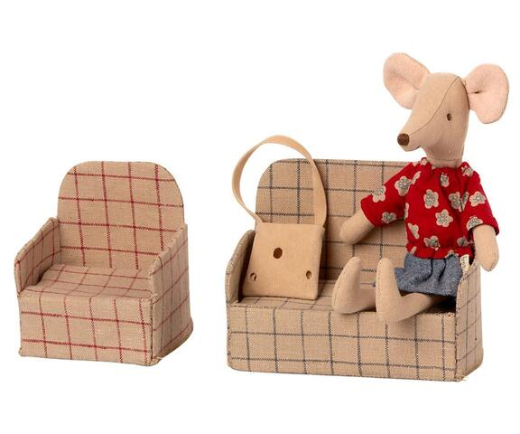 Maileg - Chair for mice - Pre-order - Expected in stock 16-10-20