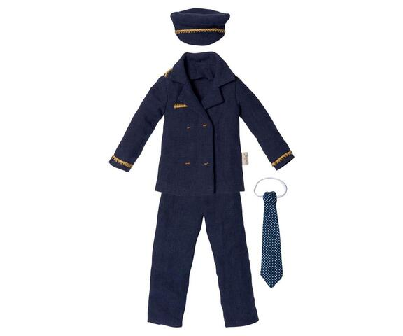 Maileg - GINGER-DAD, PILOT SUIT, SIZE 2