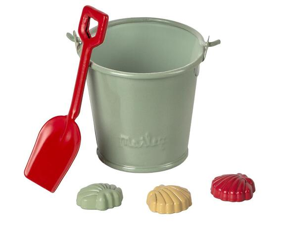 Maileg - Maileg - Beach set - Bucket, bucket and shells - Pre-order - Expected in stock from: 04-06-2021