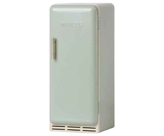 Maileg - Miniature fridge - Mint -  Pre-order - Expected in stock from 1-4-2021