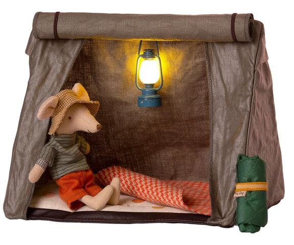 Maileg - Happy camper Tent for Mouse