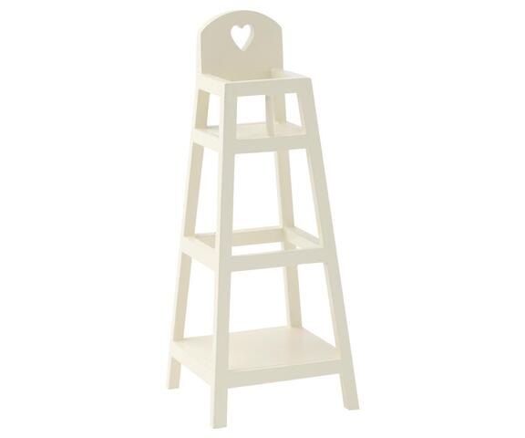 Maileg - High chair - MY - White