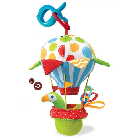 Musical hot air balloon from YOOKIDOO - TAP 'N' PLAY BALLON