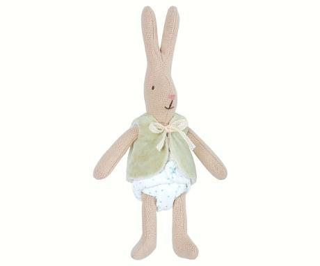 Maileg - Micro baby rabbit with diaper and vest