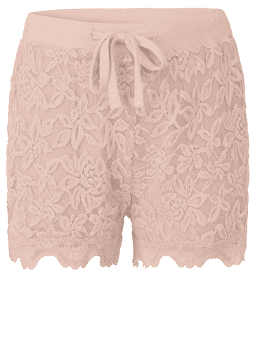 Rosemunde - Shorts with lace Size 4 - 6 - 8 years