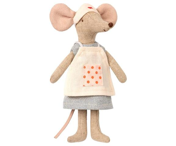 Maileg - Nurce mouse - Nurse mouse