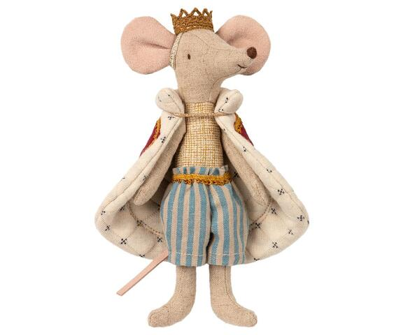 Maileg - King mouse - King mouse