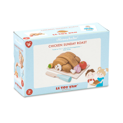 Chicken roast with accessories - from Le Toy Van