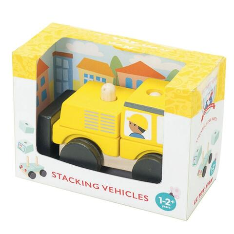 Stack Bulldozer - from Le Toy Van