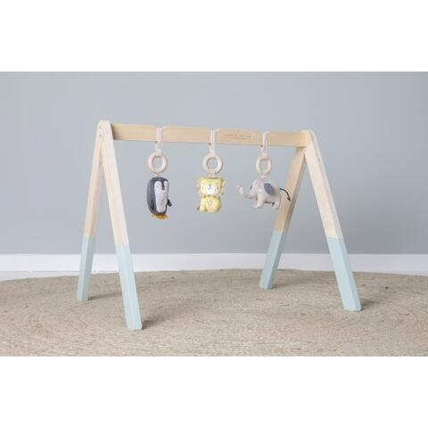 Beautiful and simple activity stand incl. toys from Little Dutch