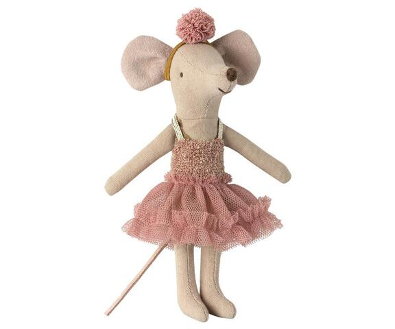 Maileg - Dancewear for mice - Mira belle big sister