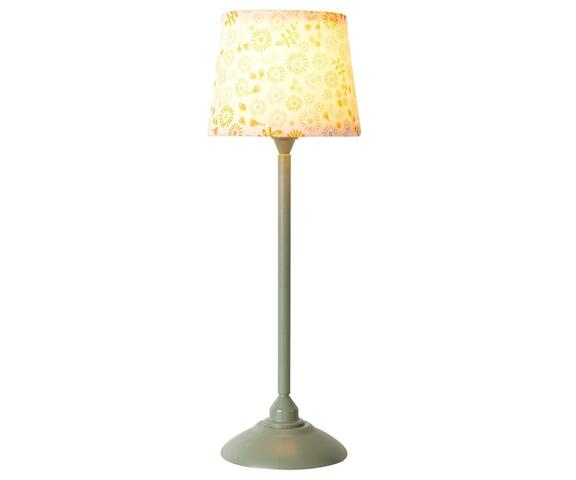 Maileg - MINIATURE FLOOR LAMPS - MINT