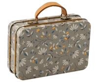 Maileg - Suitcase, metal - Merle dark