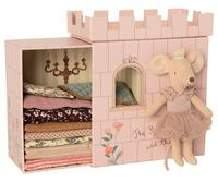 Maileg - The princess on the pea - Big sister mouse - Pre-ordered - Expected in stock from 19/10