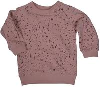 Printed Sweat -96% GOTS-certified organic cotton and 4% elastane - PAPER Select ml. pp. 6 - 18 mdr.