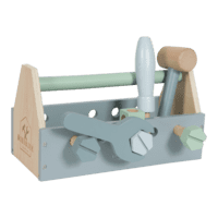 Toolbox with tools - Little Dutch