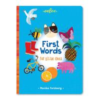 My first English words - Textbook from EEBOO