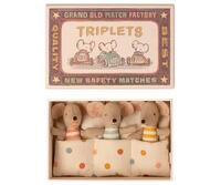 Maileg - Baby mouse - Triplets in box