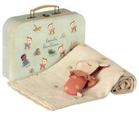 Maileg - Baby married set - Maternity suitcase with contents
