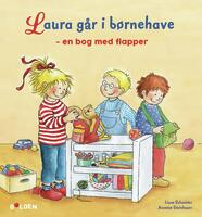 Laura goes to kindergarten - Forlaget Bolden